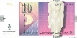 10 Denari MACÉDOINE  2008 P.14h NEUF
