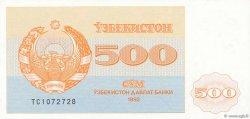 500 Sum OUZBEKISTAN  1992 P.69b pr.NEUF