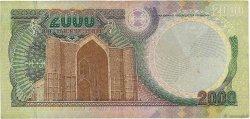 2000 Tengé KAZAKHSTAN  1996 P.17 TB
