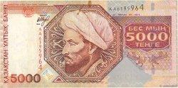 5000 Tengé KAZAKHSTAN  1998 P.18 TB+