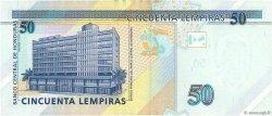 50 Lempiras HONDURAS  2012 P.New NEUF