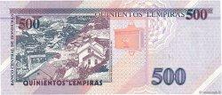 500 Lempiras HONDURAS  2010 P.078g NEUF
