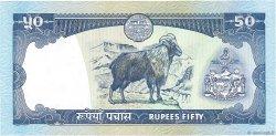 50 Rupees NÉPAL  1995 P.33c NEUF