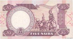 5 Naira NIGERIA  2002 P.24g NEUF
