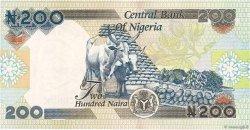 200 Naira NIGERIA  2009 P.29h NEUF