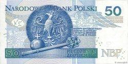 50 Zlotych POLOGNE  2012 P.185 NEUF