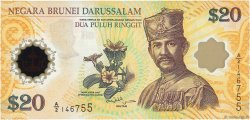 20 Ringgit BRUNEI  2007 P.34a NEUF