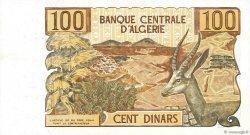 100 Dinars ALGÉRIE  1970 P.128a pr.NEUF