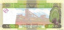 500 Francs Guinéens GUINÉE  2012 P.39b NEUF
