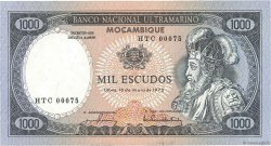 1000 Escudos MOZAMBIQUE  1972 P.112b SPL+