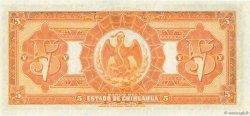 5 Pesos MEXIQUE  1913 PS.0132a NEUF