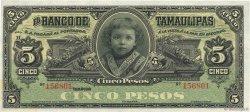 5 Pesos MEXIQUE  1902 PS.0429d pr.NEUF