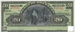 20 Pesos MEXIQUE Guerrero 1906 PS.0300b NEUF