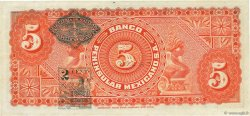5 Pesos MEXIQUE  1914 PS.0465a SPL+