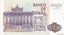 5000 Pesetas ESPAGNE  1979 P.160 pr.NEUF