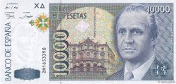 10000 Pesetas ESPAGNE  1992 P.166 NEUF