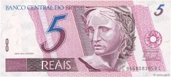 5 Reais BRÉSIL  1997 P.244A(j) NEUF