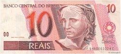 10 Reais BRÉSIL  1997 P.245A(m) NEUF