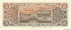 5 Cruzeiros BRÉSIL  1962 P.166b NEUF