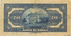 20 Mil Reis BRÉSIL  1923 P.116a TB+