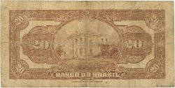 20 Mil Reis BRÉSIL  1923 P.117a B