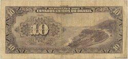 10 Mil Reis BRÉSIL  1926 P.103a pr.TB