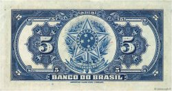 5 Mil Reis BRÉSIL  1923 P.113a TTB