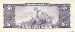 50 Cruzeiros BRÉSIL  1961 P.169a SUP+