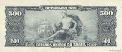 500 Cruzeiros BRÉSIL  1962 P.172b SUP