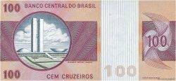 100 Cruzeiros BRÉSIL  1981 P.195Ab SPL