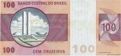 100 Cruzeiros BRÉSIL  1981 P.195Ab TTB