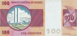 100 Cruzeiros BRÉSIL  1970 P.195a TTB