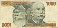 1000 Cruzeiros BRÉSIL  1978 P.197a B+