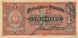 1 Peso PARAGUAY  1894 P.088 SUP