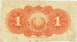1 Peso PARAGUAY  1907 P.116a TB