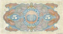 5 Pesos PARAGUAY  1923 P.163 TTB