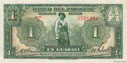 1 Guarani PARAGUAY  1943 P.178 SPL