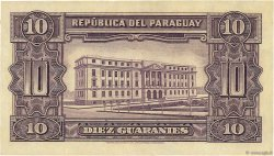 10 Guaranies PARAGUAY  1943 P.180