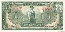 1 Guarani PARAGUAY  1952 P.185b SPL+