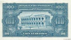 100 Guaranies PARAGUAY  1952 P.189b SPL+