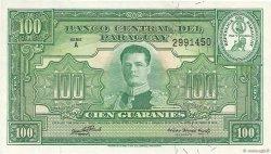 100 Guaranies PARAGUAY  1952 P.189b NEUF