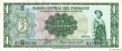 1 Guarani PARAGUAY  1963 P.193a SPL