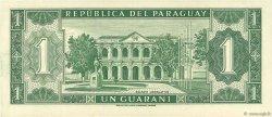 1 Guarani PARAGUAY  1963 P.193a TTB