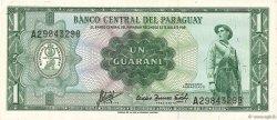 1 Guarani PARAGUAY  1963 P.193b SUP