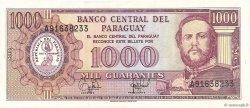 1000 Guaranies PARAGUAY  1995 P.213 TTB
