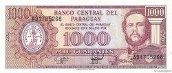 1000 Guaranies PARAGUAY  1995 P.213 NEUF