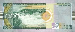 100000 Guaranies PARAGUAY  2004 P.226 NEUF