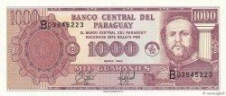 1000 Guaranies PARAGUAY  1998 P.214a NEUF