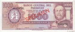 1000 Guaranies PARAGUAY  1979 P.CS1 pr.NEUF