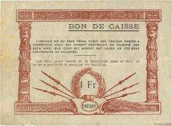 1 Franc NOUVELLE CALÉDONIE  1919 P.34a TB